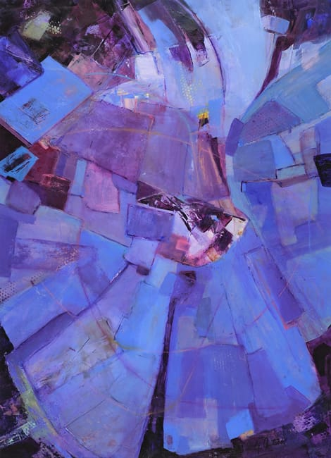 "JUDY ANTICO, ""Pinwheel,"" AWARD OF DISTINCTION"