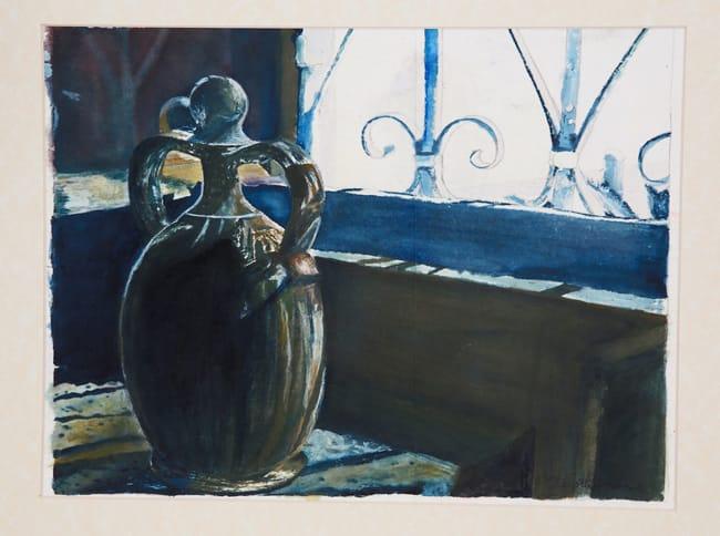 "CHARLOTTE CHAN, ""Vase found in Montenegro, Croatia"""