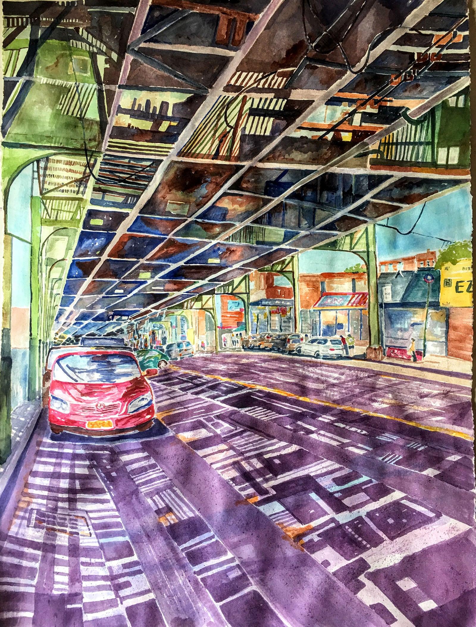 City Rhythms-Meera Rao