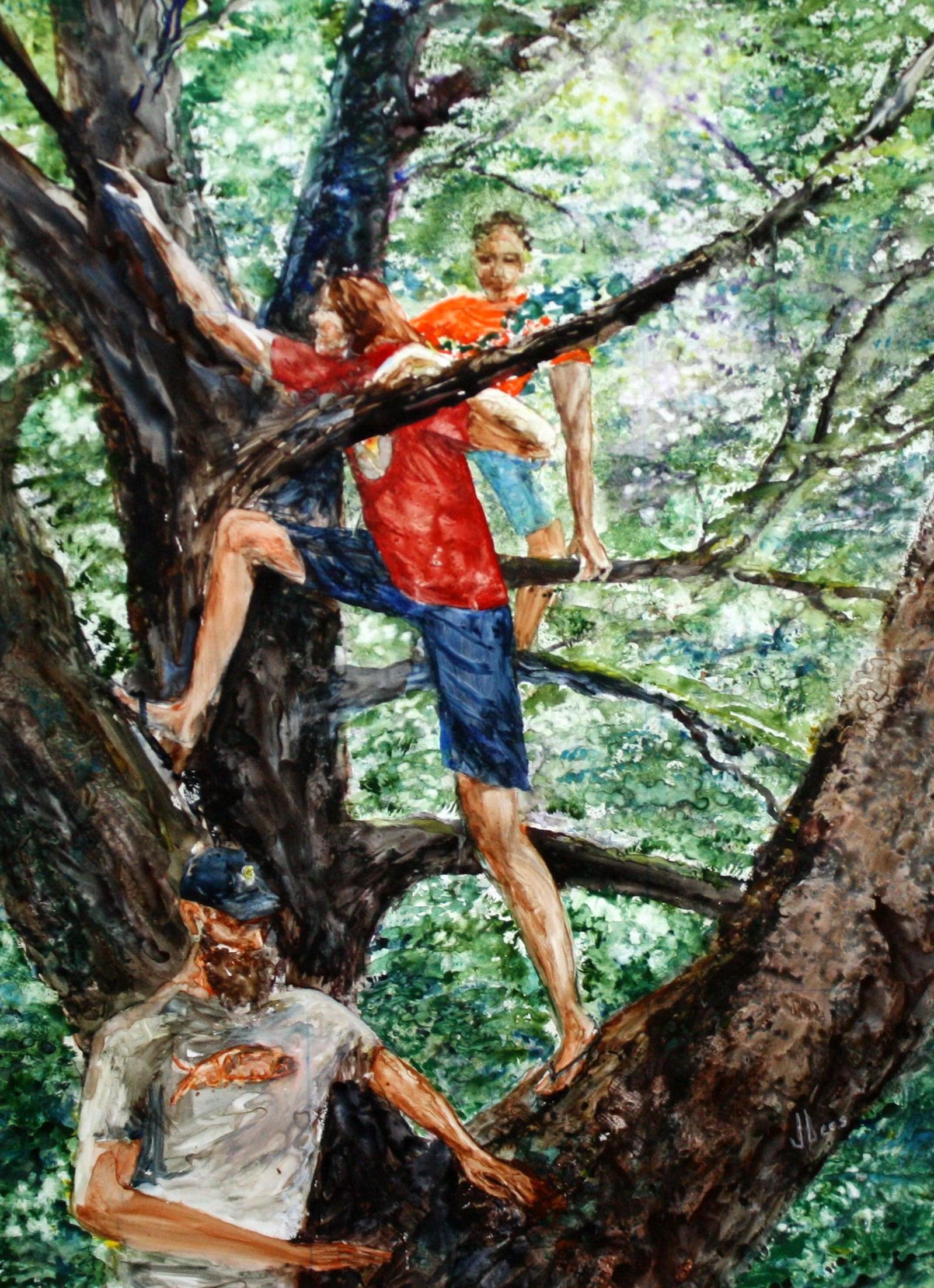 Family Tree-Jim Dees