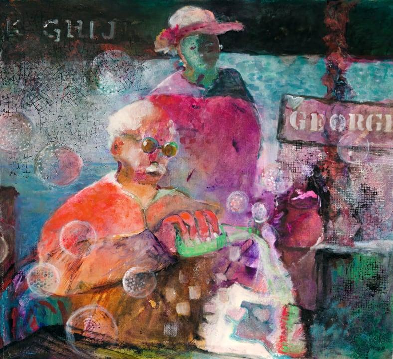 George-Bev Perdue