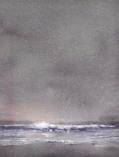 Grey Sky and Wave-Gayle Cooley
